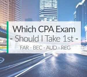 first-cpa-exam-section