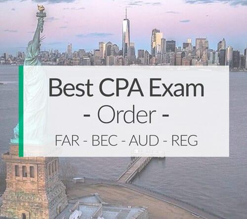best-cpa-exam-order