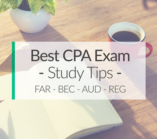 best-cpa-exam-study-tips