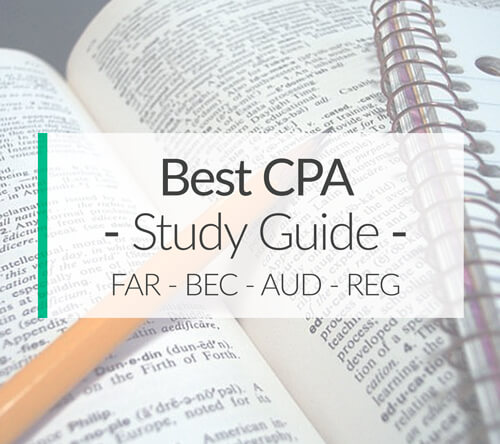best cpa study guide
