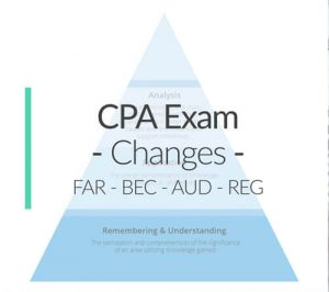 2017 CPA Exam Changes - [ Is it Harder? ] - Here's What to Know