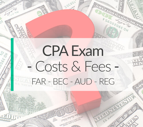 CPA Exam Cost and Fees