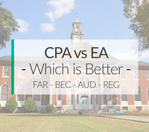 Cpa Vs Ea Enrolled Agent