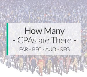 How Many CPAs are in the USA