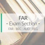 far-cpa-exam-section