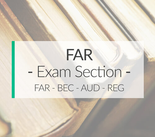 far-cpa-exam-section