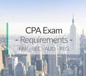 CPA Exam Requirements