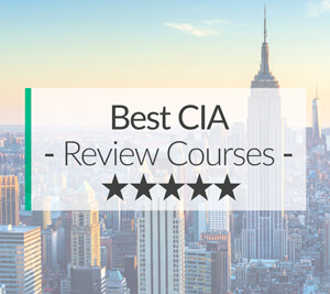 Compare Best CIA Review Courses