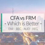 cfa-vs-frm