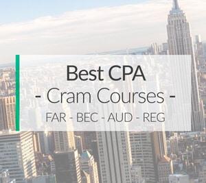 best-cpa-exam-cram-courses