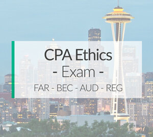 CPA Ethics Exam Tips, AICPA Course Guide, and Requirements