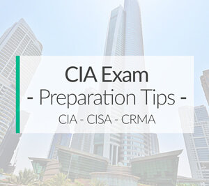 How to Prepare for the CIA Exam & Pass on Your 1st Try [2019