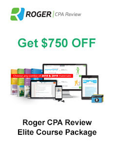 Roger CPA Review Course Discount
