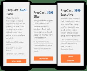 PM PrepCast Pricing