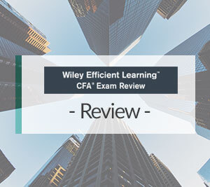 2019] Wiley CFA Exam Review Course (In-Depth Review + Discounts)