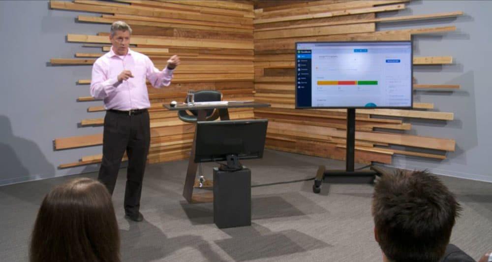 Ken Boyd Presenting