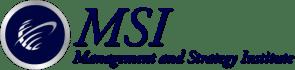 MSI Certified Six Sigma Logo