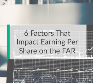 6 Factors That Impact Earning Per Share on the FAR CPA Exam