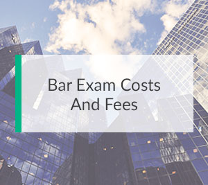 Bar Exam Costs And Fees