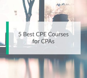 5 Best CPE Courses for CPAs