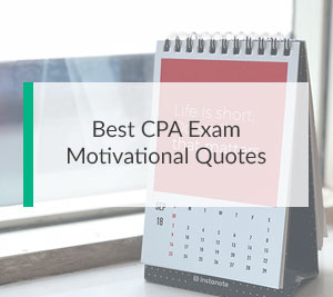 Best CPA Exam Motivational Quotes