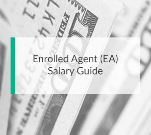 Enrolled Agent Salary Guide