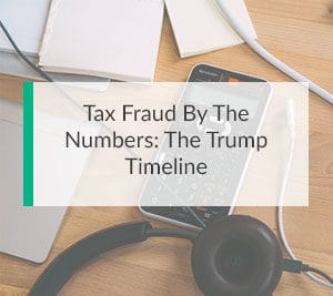 Tax Fraud By The Numbers