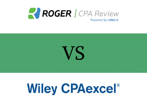 Roger CPA Review vs Wiley CPAexcel CPA Review
