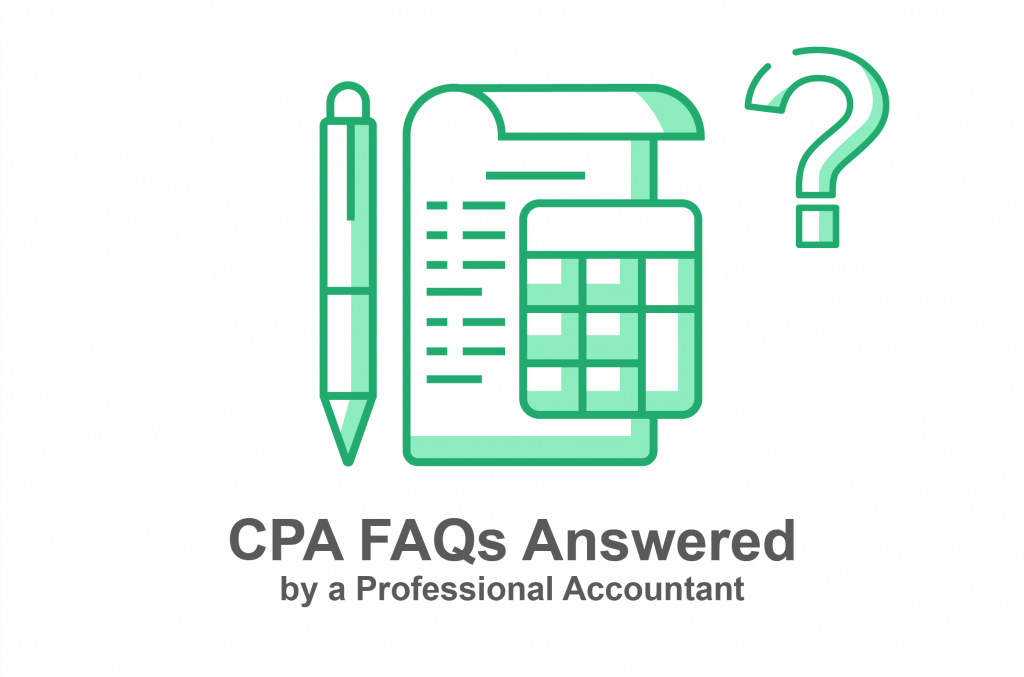 CPA FAQs answered by a professional accountant