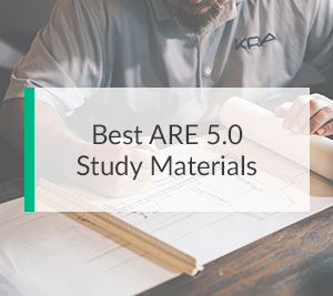 Best ARE 5.0 Study Materials