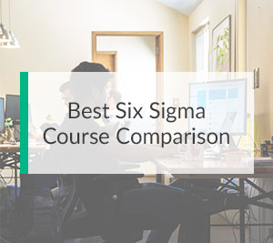 Best Six Sigma Course Comparison