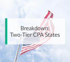 Breakdown Two-Tier CPA States
