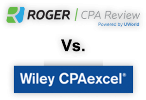 Roger CPA vs. Wiley CPAexcel Main Image