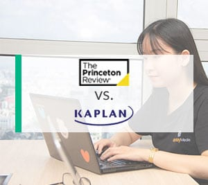 The Princeton Review vs Kaplan SAT