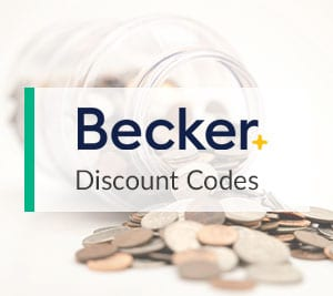Becker Discount Codes