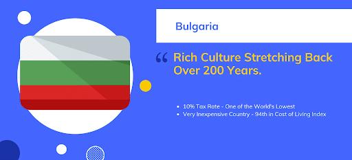 Bulgaria Freelance Tax