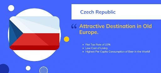 Czech Republic - How To Do Taxes as a Freelancer