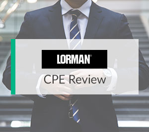 Lorman-CPE-Review
