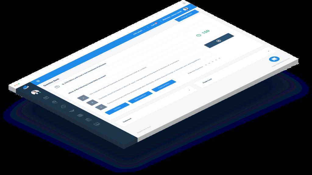 AnalystPrep Dashboard
