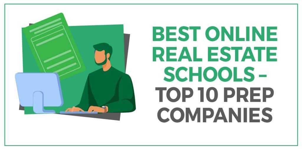 Best Online Real Estate School Reviews