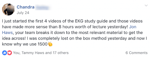 Nursing HESI A2 Review on Facebook